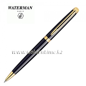 Ручка Waterman Hemisphere Essential Black GT S0920670