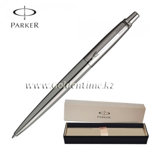 Ручка Parker 'Jotter' Stainless Steel ST S0705560