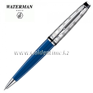 Ручка Waterman Expert Deluxe Obsession Blue 1904593