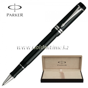 Ручка Parker 'Duofold' Black РТ S0690620