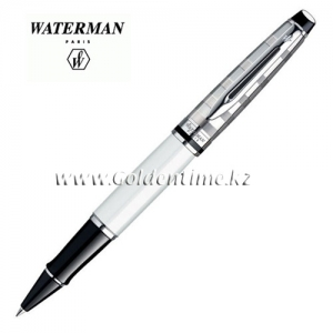 Ручка Waterman Expert Deluxe White CT S0952420