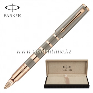 Ручка Parker '5th mode' INGENUITY Ring Taupe and Metall PGT PVD 1858538