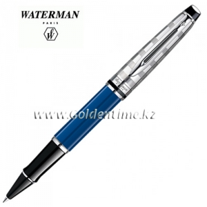 Ручка Waterman Expert Deluxe Obsession Blue 1904592