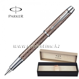 Ручка Parker 'IM' Premium Brown Shadow CT 1906777