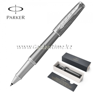 Ручка Parker 'Urban' Premium Silvered Powder CT 1931586