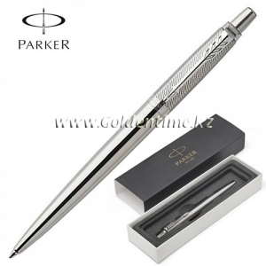 Ручка Parker 'Jotter' 2017 PREMIUM STAINLESS STEEL DIAGONAL CT 1953197
