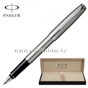 Ручка Parker 'Sonnet' Stainless Steel СТ S0809230