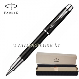 Ручка Parker 'IM' Premium Matt Black CT S0949660