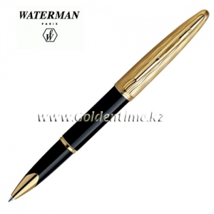 Ручка Waterman Carene Essential Black&Gold GT S0909790