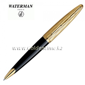 Ручка Waterman Carene Essential Black&Gold GT S0909810