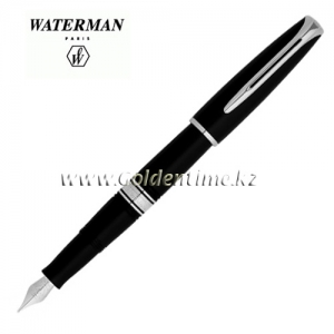 Ручка Waterman Charleston Ebony Black CT S0701030