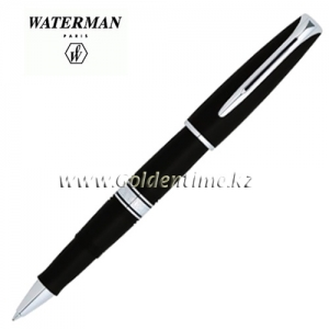 Ручка Waterman Charleston Ebony Black CT S0701050