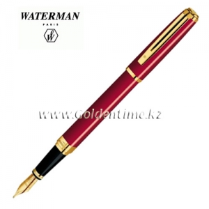 Ручка Waterman Exception Slim Red Lacquer GT S0767850