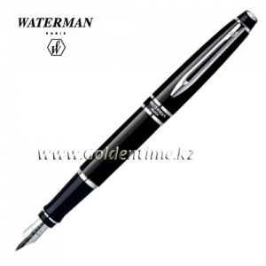 Ручка Waterman Expert Essential Black CT S0951740