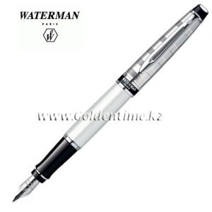 Ручка Waterman Expert Deluxe White CT S0952380