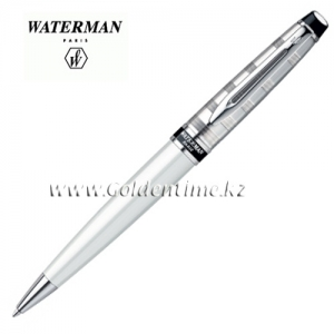 Ручка Waterman Expert Deluxe White CT S0952440