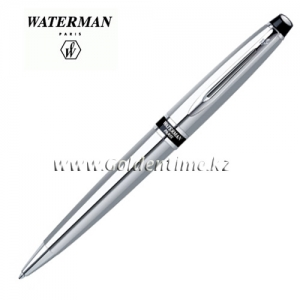 Ручка Waterman Expert Satin Chrome CT S0701230