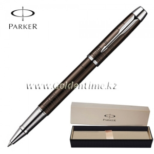 Ручка Parker 'IM' Premium Metallic Brown CT S0949720