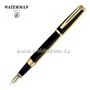 Ручка Waterman Exception Night&Day Gold GT S0636880