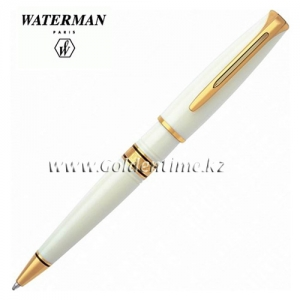 Ручка Waterman Charleston Ivory White GT S0701160