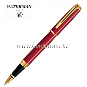 Ручка Waterman Exception Slim Red Lacquer GT S0767910
