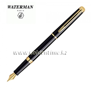 Ручка Waterman Hemisphere Essential Black GT S0920610