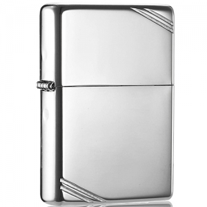 Зажигалка Zippo 260 Vintage High Polish Chrome