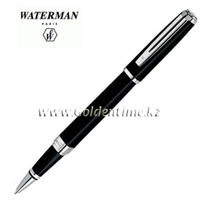 Ручка Waterman Exception Slim Black Lacqu ST S0637070