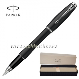 Ручка Parker 'Urban' Muted Black CT S0850630
