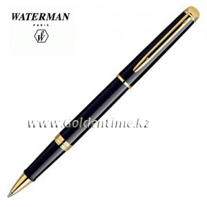 Ручка Waterman Hemisphere Essential Black GT S0920650